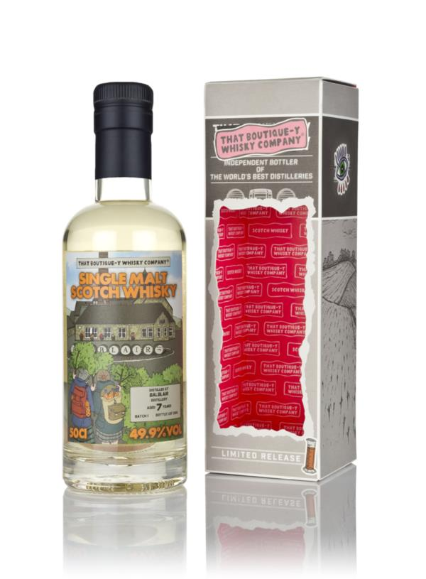 Balblair 7 Year Old (That Boutique-y Whisky Company) Single Malt Whisky