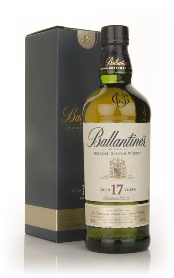 Ballantines 17 Year Old Blended Whisky