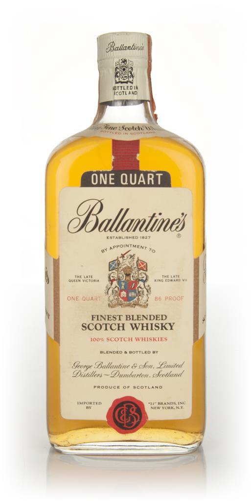 Ballantines Blend - 1960s Blended Whisky
