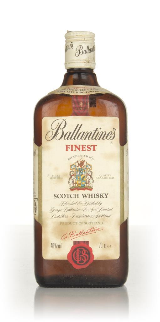 Ballantines Finest - 1970s Blended Whisky