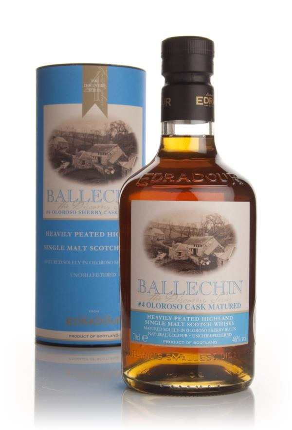 Edradour Ballechin Oloroso Cask Matured Single Malt Whisky