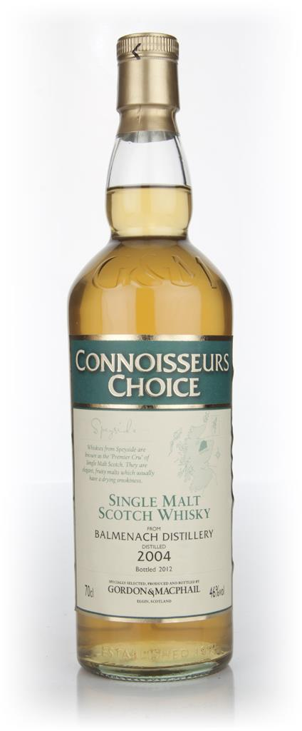 Balmenach 2004 - Connoisseurs Choice (Gordon and MacPhail) Single Malt Whisky