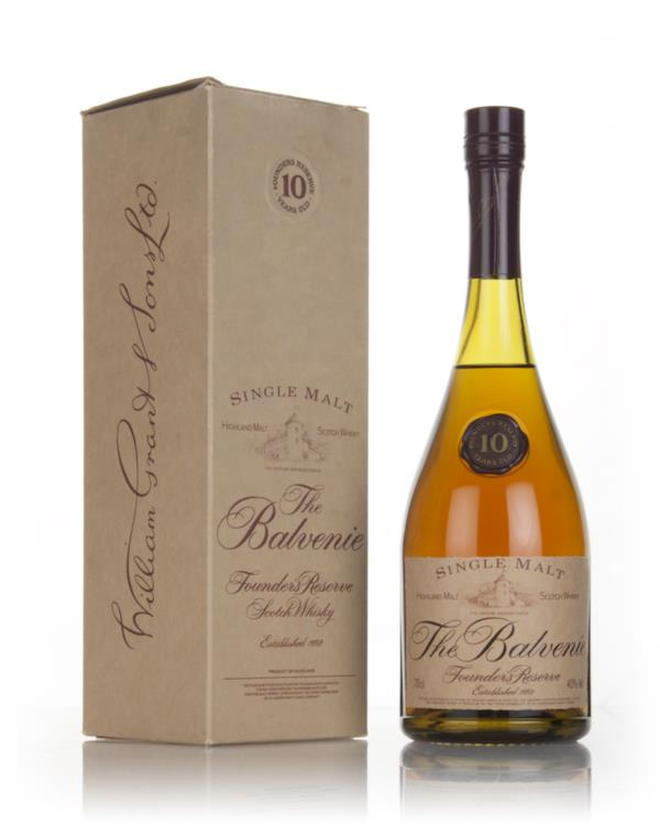 Balvenie Founders Reserve - Cognac Bottle Single Malt Whisky