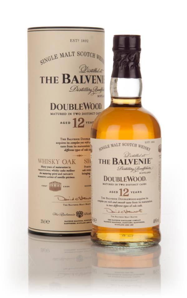 Balvenie DoubleWood 12 Year Old (20cl) Single Malt Whisky