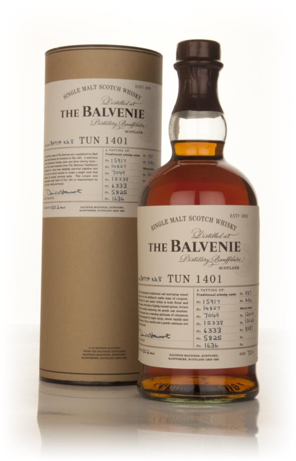 Balvenie Tun 1401 - Batch 8 Single Malt Whisky