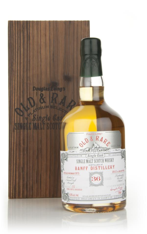 Banff 36 Year Old 1975 - Old and Rare (Douglas Laing) Single Malt Whisky