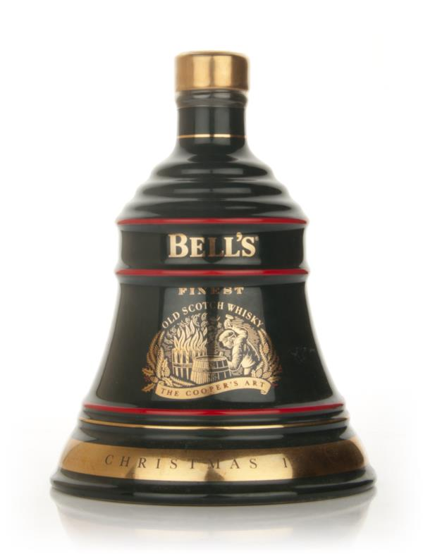 Bells 1992 Christmas Decanter Blended Whisky