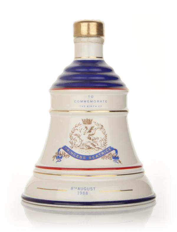 Bells Princess Beatrice 1988 Decanter (no box) Blended Whisky
