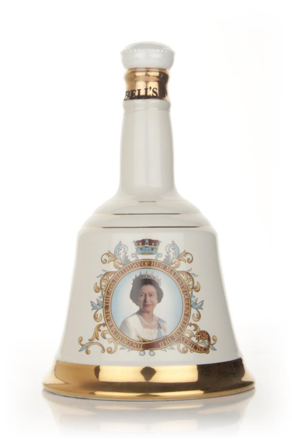 Bells The Queens 60th Birthday Decanter Blended Whisky