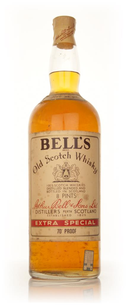 Bells Blended Scotch Whisky 4.5l - 1970s Blended Whisky