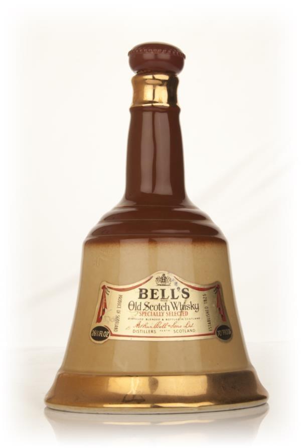 Bells Blended Scotch Whisky Decanter - 1970s Blended Whisky