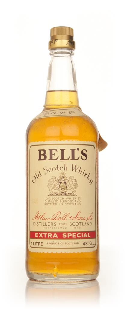 Bells Extra Special - 1970s Blended Whisky