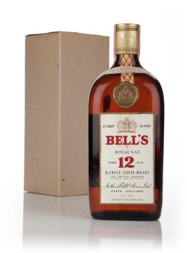 Bells Royal Vat 12 Year Old - 1960s Blended Whisky