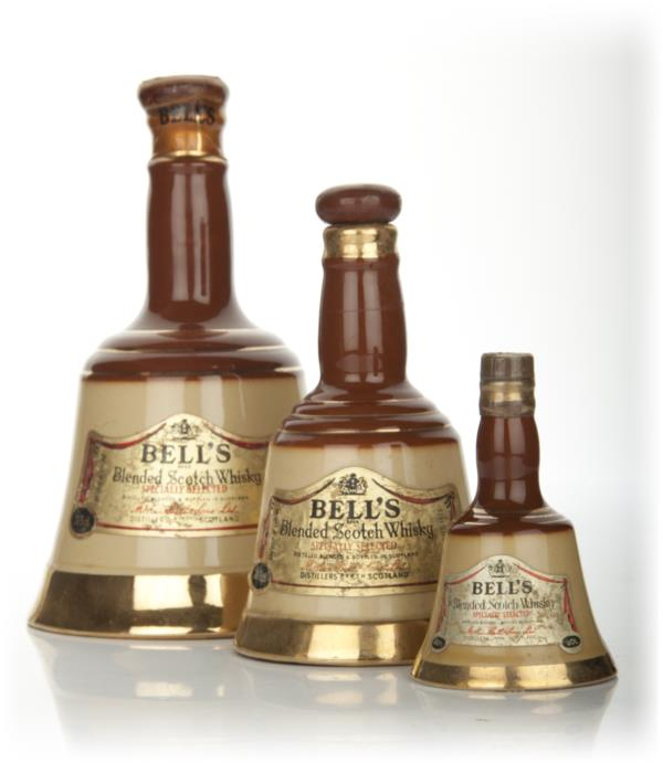 Bells Specially Selected Decanter - Set of 3 Blended Whisky