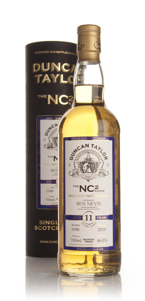 Ben Nevis 11 Year Old 1998 - NC2 (Duncan Taylor) Single Malt Whisky