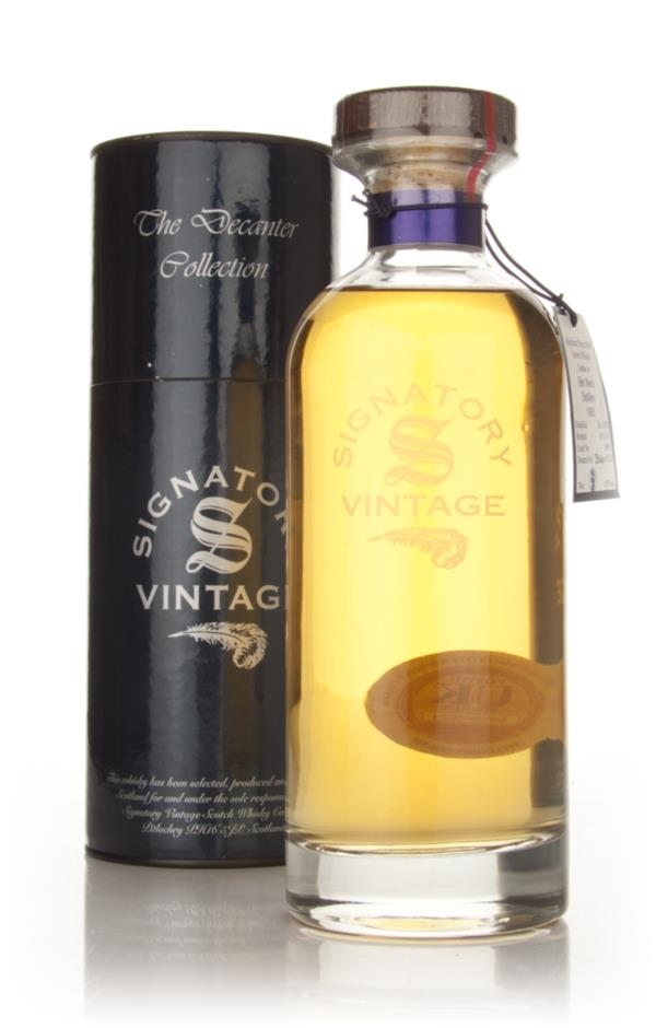 Ben Nevis 17 Year Old 1993 - Ibisco Decanter (Signatory) Single Malt