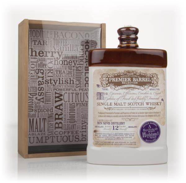 Ben Nevis 12 Year Old - Premier Barrel - (Douglas Laing) Single Malt Whisky