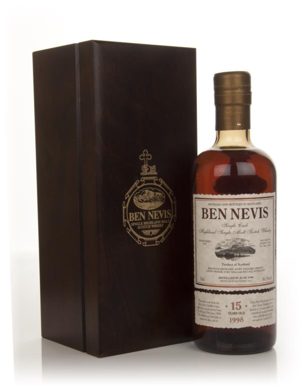 Ben Nevis 15 Year Old 1998 (Cask 586) Single Malt Whisky