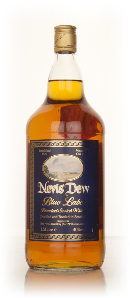 Nevis Dew Blue Label Blend Blended Whisky