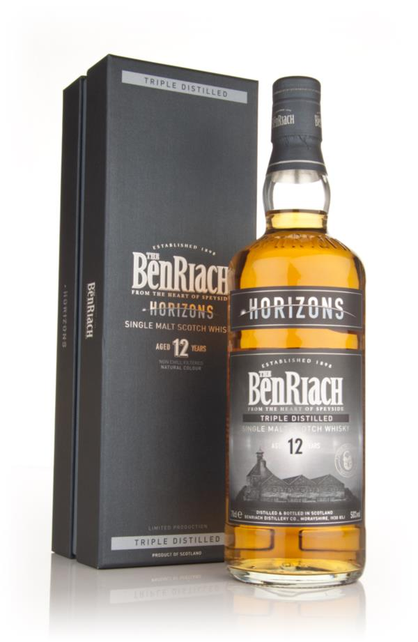 BenRiach 12 Year Old Horizons Single Malt Whisky