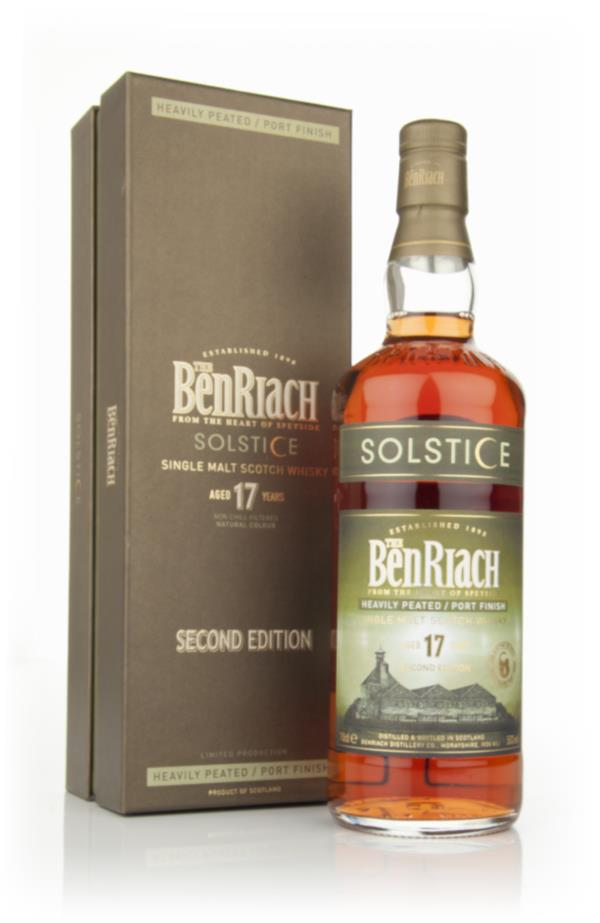 BenRiach 17 Year Old Solstice (2nd Edition) Single Malt Whisky