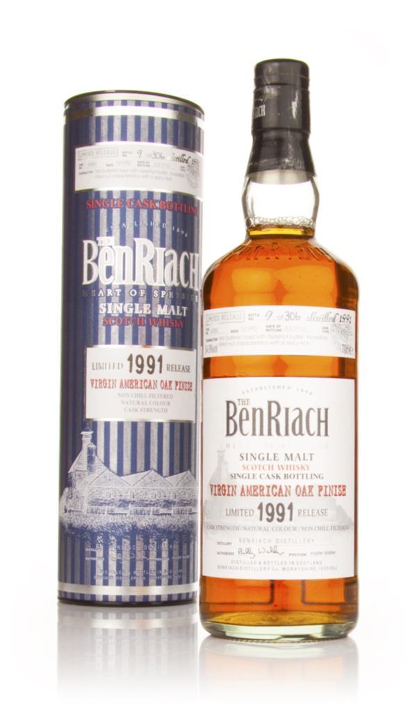 BenRiach 19 Year Old 1991 Virgin American Oak Finish Single Malt Whisky