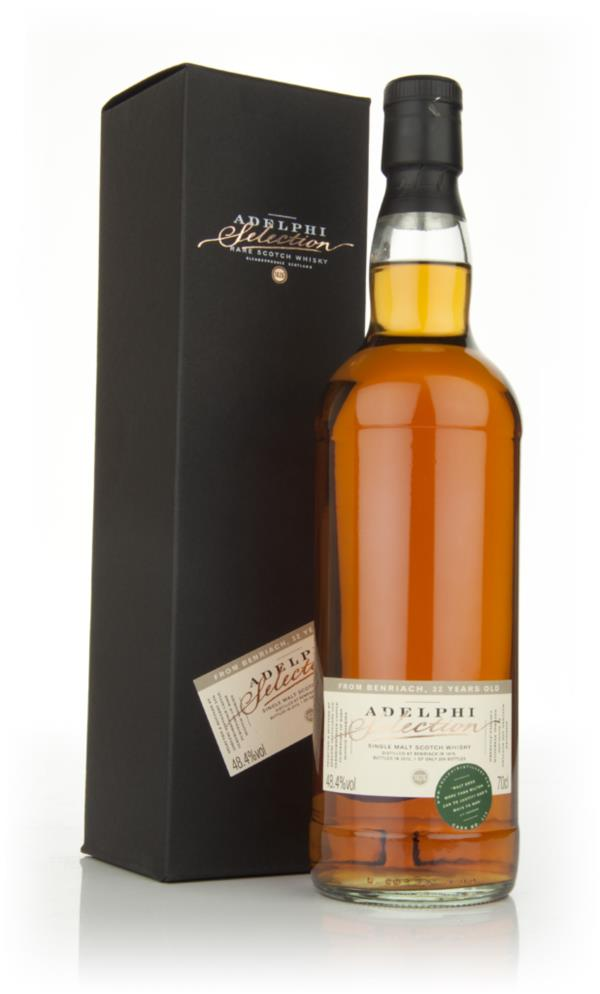 Benriach 32 Year Old 1979 - Adelphi Single Malt Whisky