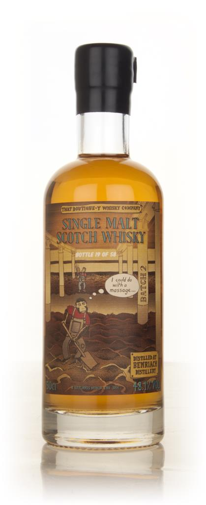 BenRiach - Batch 2 (That Boutique-y Whisky Company) Single Malt Whisky