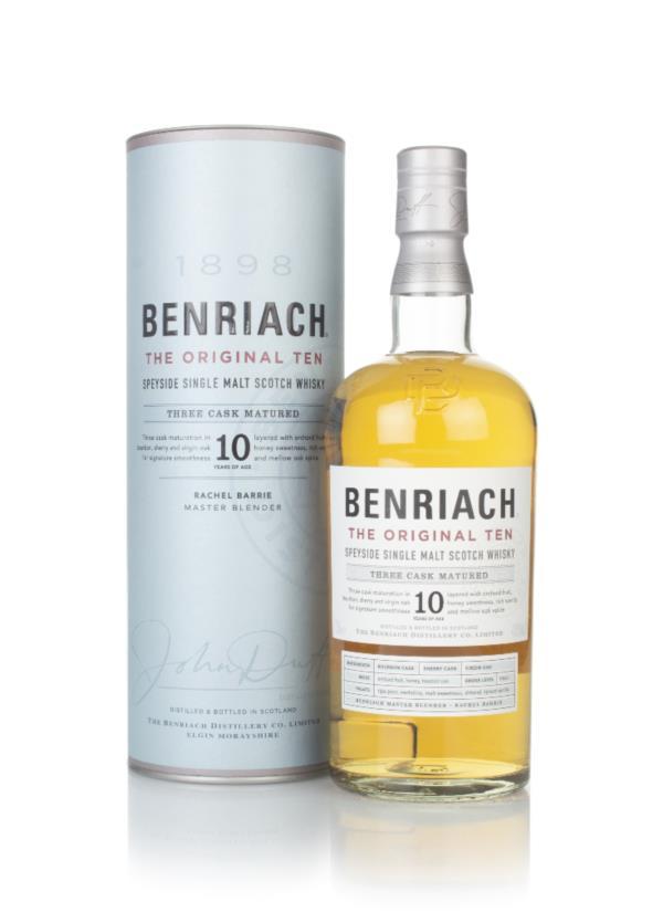 Benriach The Original Ten Single Malt Whisky