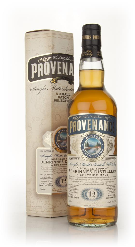 Benrinnes 12 Year Old 1998 - Provenance (Douglas Laing) Single Malt Whisky