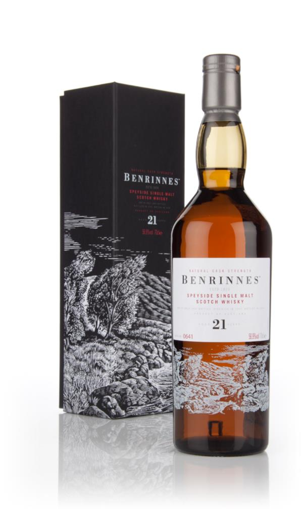 Benrinnes 21 Year Old 1992 (2014 Special Release) 3cl Sample Single Malt Whisky