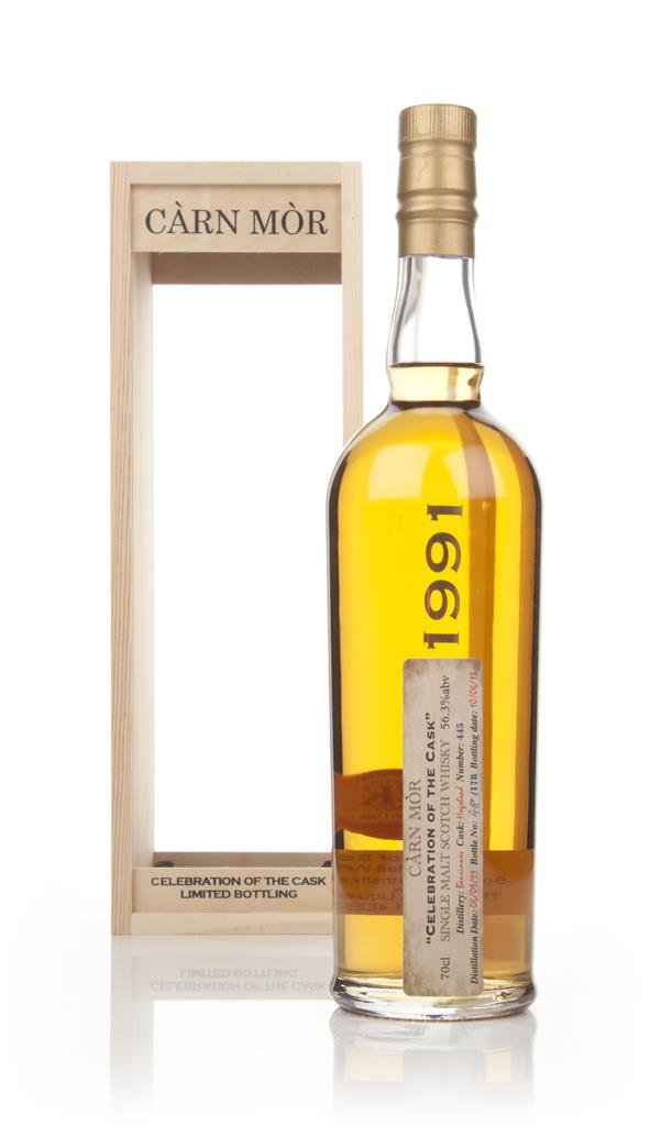 Benrinnes 22 Year Old 1991 (cask 445) - Celebration of the Cask (Carn Single Malt Whisky
