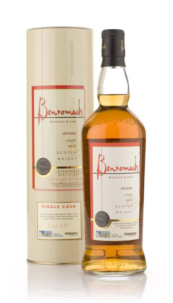 Benromach 1999 Latitude 55 Single Malt Whisky