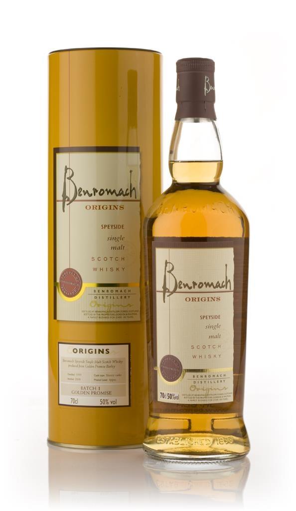 Benromach Origins 1999 Batch 1 Single Malt Whisky