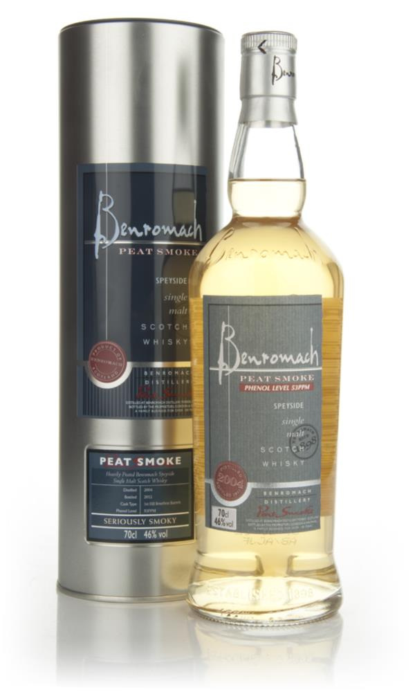 Benromach Peat Smoke Single Malt Whisky