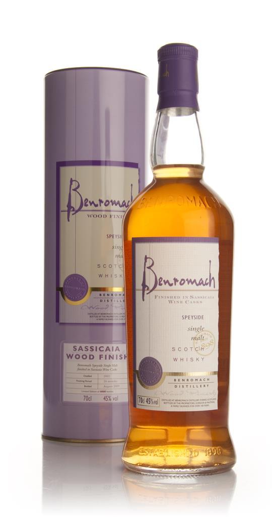 Benromach Sassicaia Wood Finish Single Malt Whisky