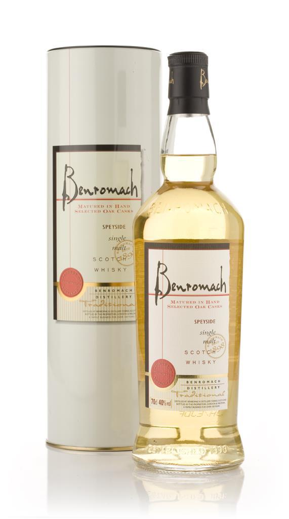 Benromach Traditional + 2 Blenders Glasses Single Malt Whisky