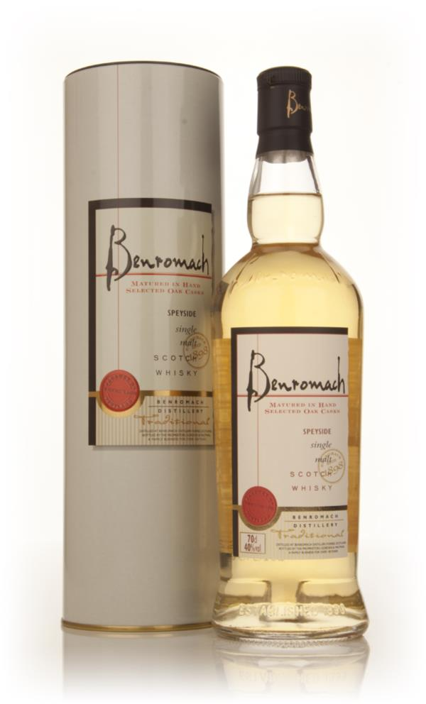 Benromach Traditional Single Malt Whisky