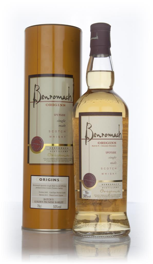 Benromach Origins 2005 - Batch 5 (Golden Promise) Single Malt Whisky