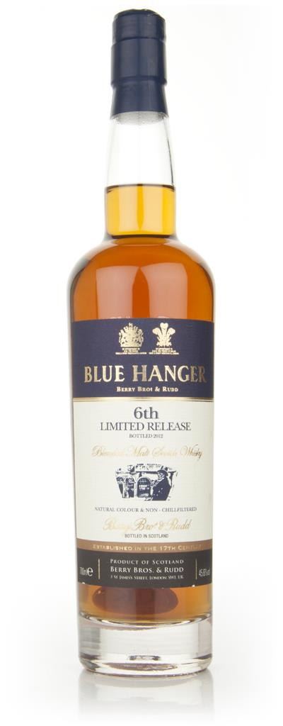 Blue Hanger - 6th Release (Berry Bros. & Rudd) Blended Whisky