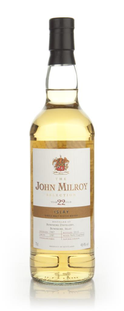 Bowmore 22 Year Old 1987 - The John Milroy Selection (Berry Brothers a Single Malt Whisky