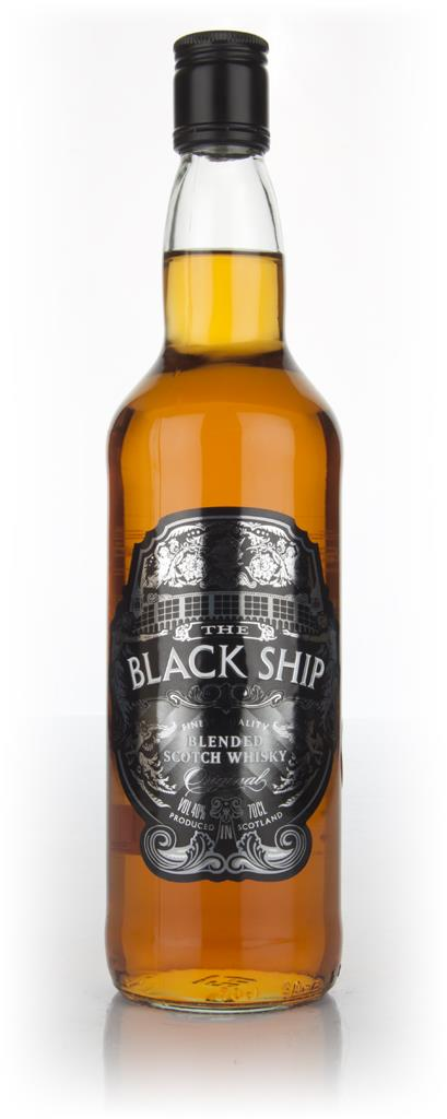 Black Ship Premium Blend Blended Whisky