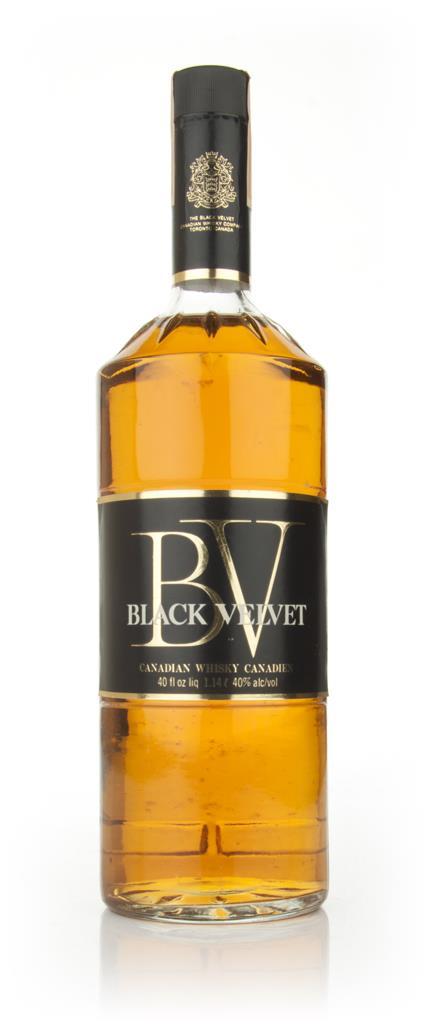 Black Velvet Blended Canadian Whisky - 1970 Blended Whisky