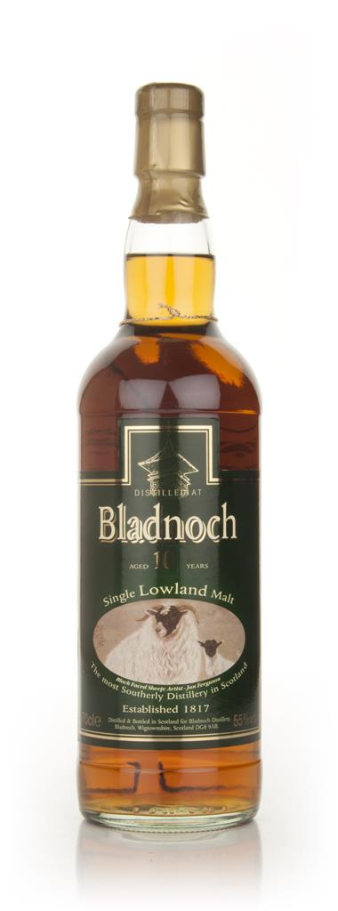 Bladnoch 10 Year Old Sheep Label Single Malt Whisky