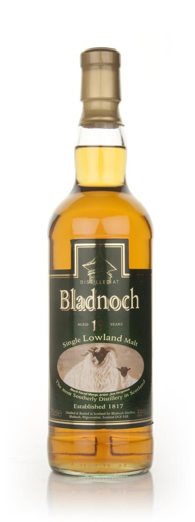 Bladnoch 19 Year Old - Sheep Label Single Malt Whisky