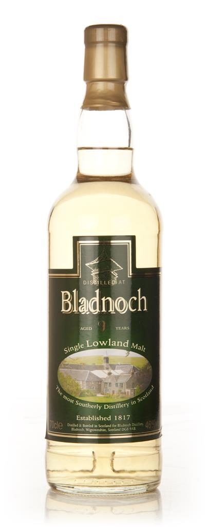 Bladnoch 9 Year Old Single Malt Whisky