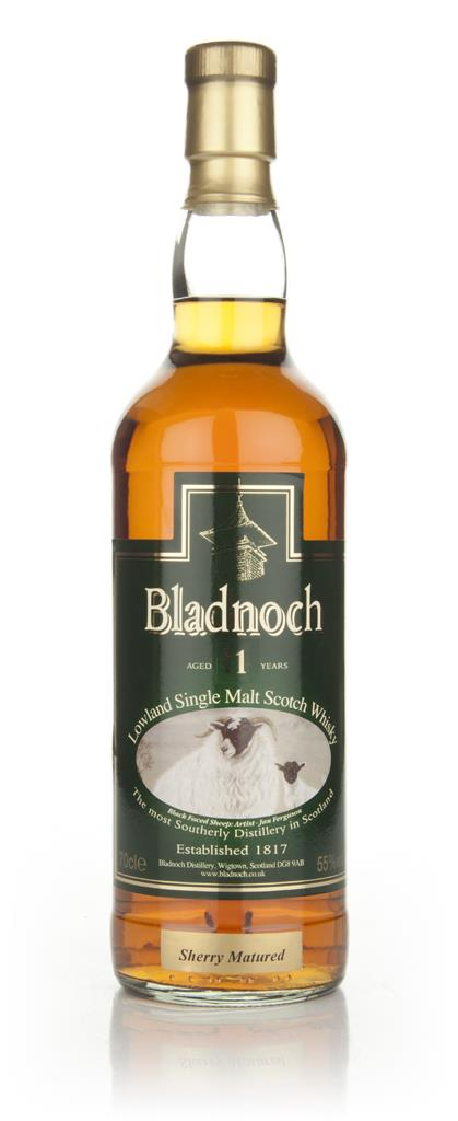 Bladnoch 11 Year Old Sherry Matured - Sheep Label Single Malt Whisky