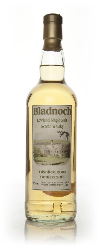 Bladnoch 2002 - Distillery Label Single Malt Whisky