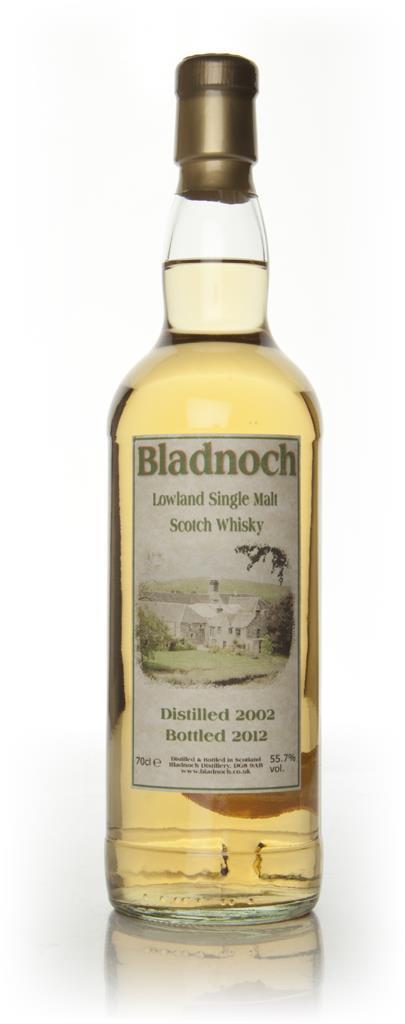 Bladnoch 2002 - Distillery Label Single Malt Whisky