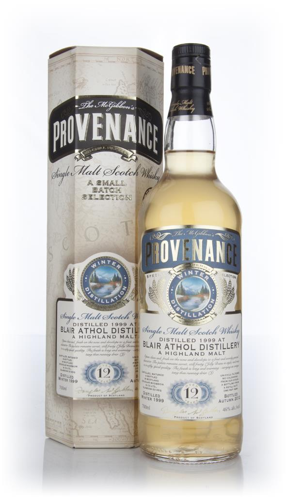 Blair Athol 12 Year Old 1999 Cask 9264 - Provenance (Douglas Laing) Single Malt Whisky